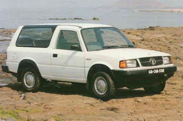 Beginning of the Tata Motors history