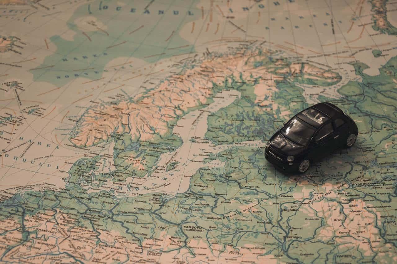 Finland Most Cars Per Capita