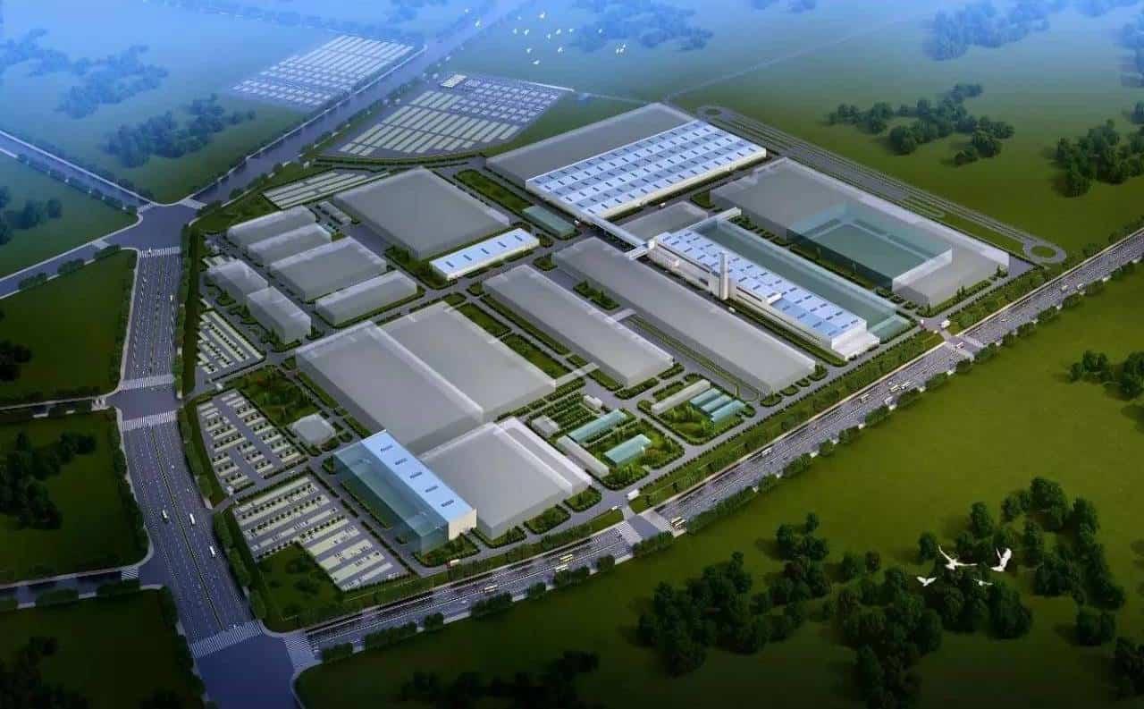 SAIC Motor Factory