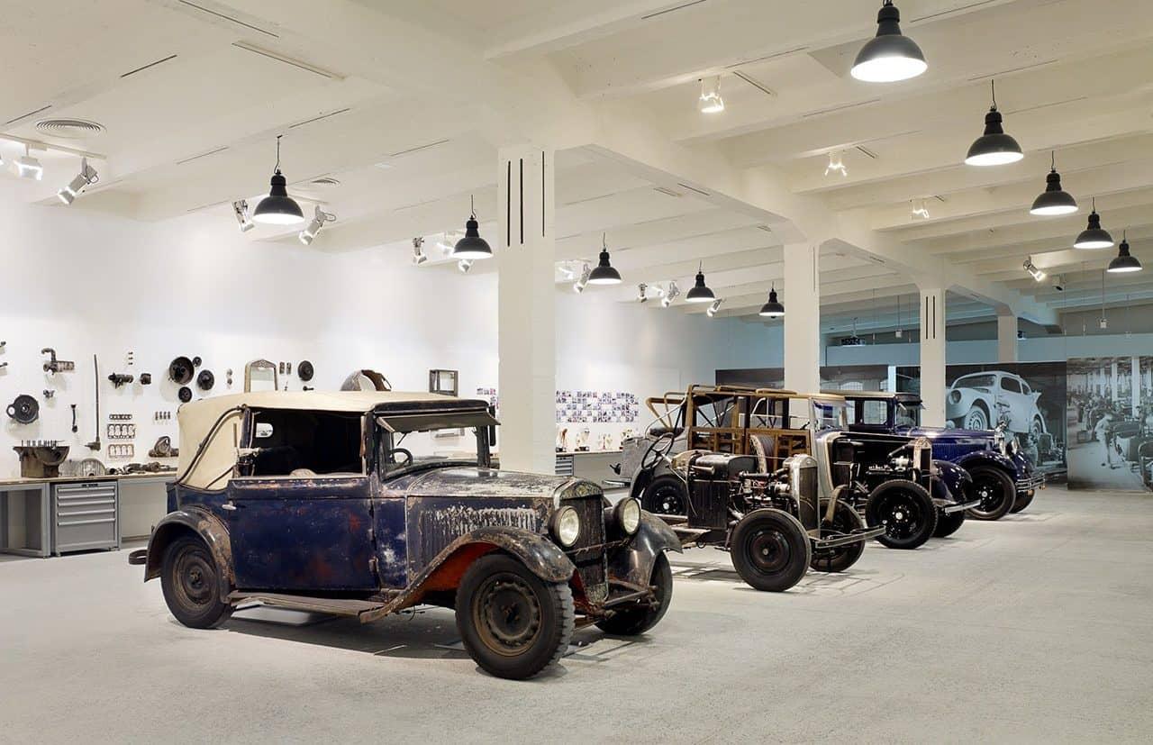 Skoda Factory Museum