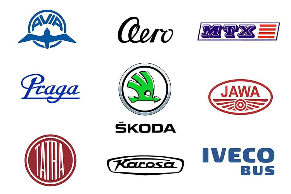 czech-car-logos